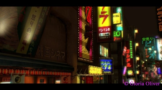 Yakuza 0 - club street