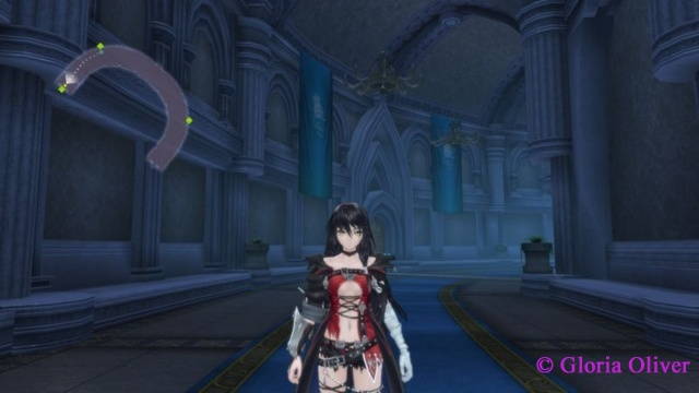 Tales of Berseria - inside the church