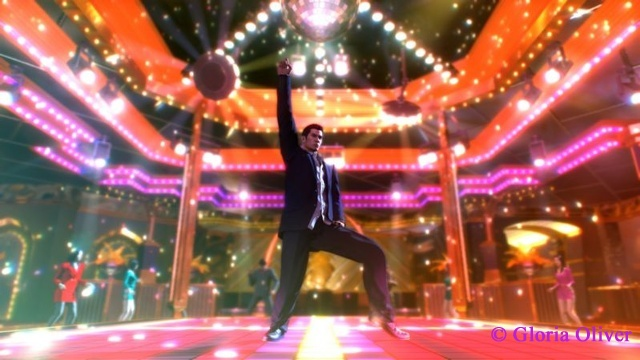 Yakuza 0 - Kazuma does Saturday Night Fever