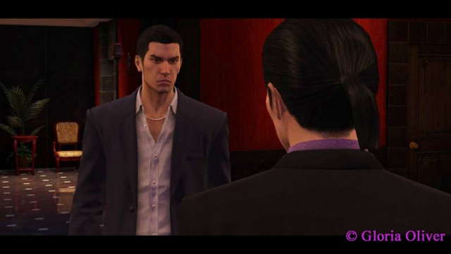 Yakuza 0 - the meeting