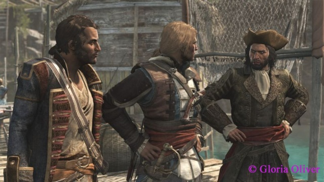 Assassin's Creed - Black Flag - Pirate Captains