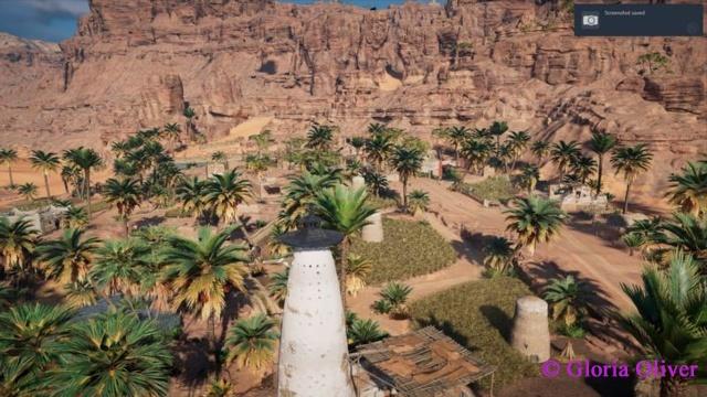 Assassin's Creed - Origins - Siwa