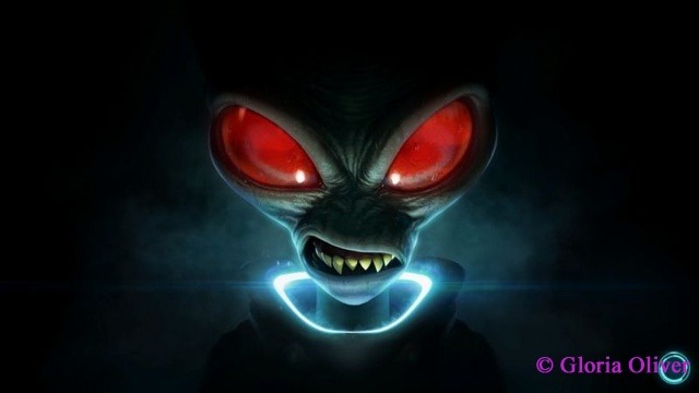 Destroy All Humans load screen