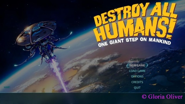 Destroy All HUmans - One Giant Step on Mankind