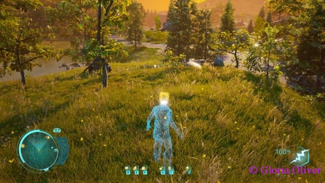 Destroy All Humans - forest