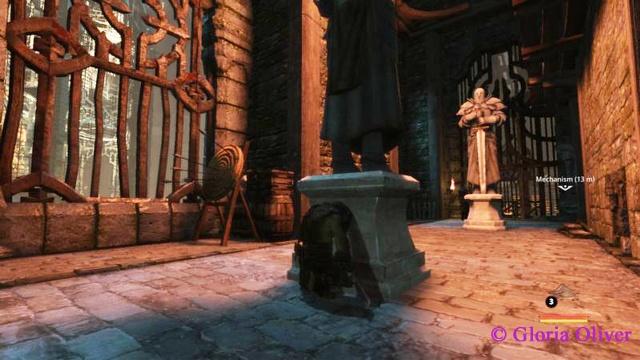 Styx: Master of Shadows - Keep hallway