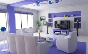 modern t.v wall design ideas