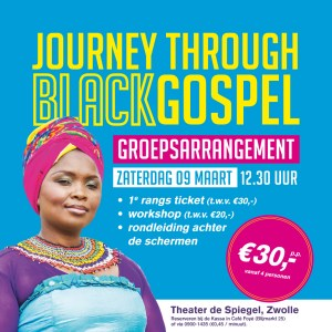 Journey Through Blackgospel
