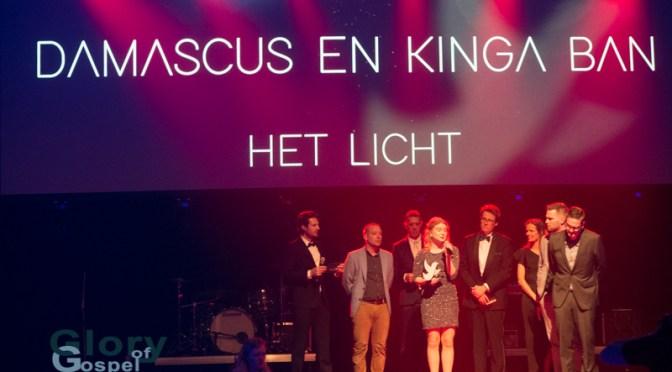Zilveren Duif Awards – 'Samenwerking van het jaar' – Damascus & Kinga Bán