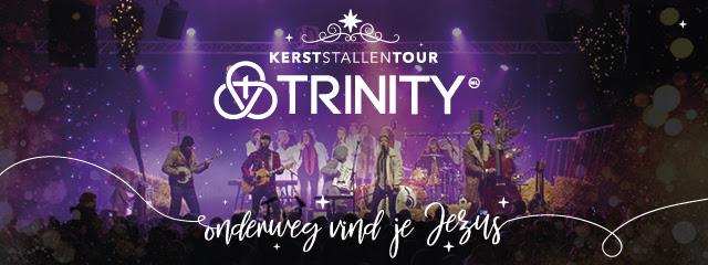 Derde editie Trinity Kerststallentour langs 6 locaties in Nederland.