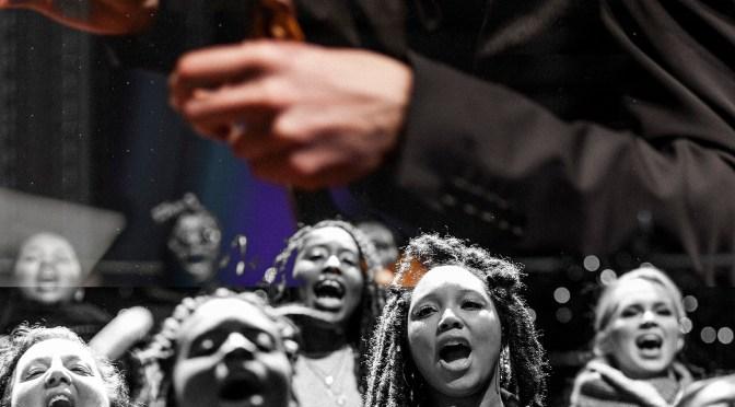 Holland Baroque en London Community Gospel Choir presenteren 'Gospel Baroque'