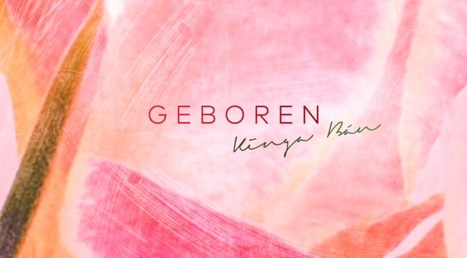 Kinga Bán – CD presentatie 'Geboren'. (Sfeerimpressie)