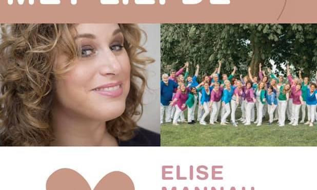 Elise Mannah & Koor Menorah: Valentijnsconcert