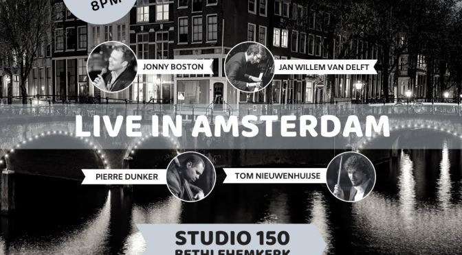 Jonny & the Jazzuits – LIVE in Amsterdam