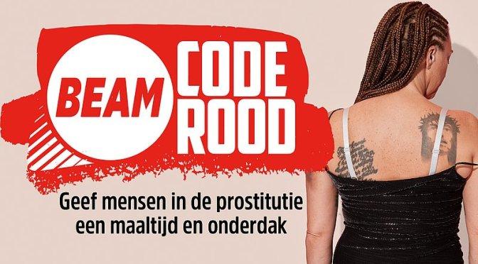 Actie EO BEAM voor mensen in de prostitutie groot succes