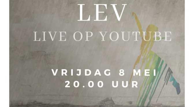 Online-video concert LEV