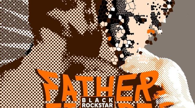 Father Figure nieuwe single van Rivelino 'Blackrockstar' Rigters.