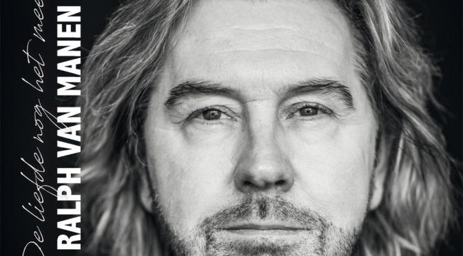 Ralph van Manen nieuwe muziek: 'de liefde nog het meest' i.s.m. Stef Bos