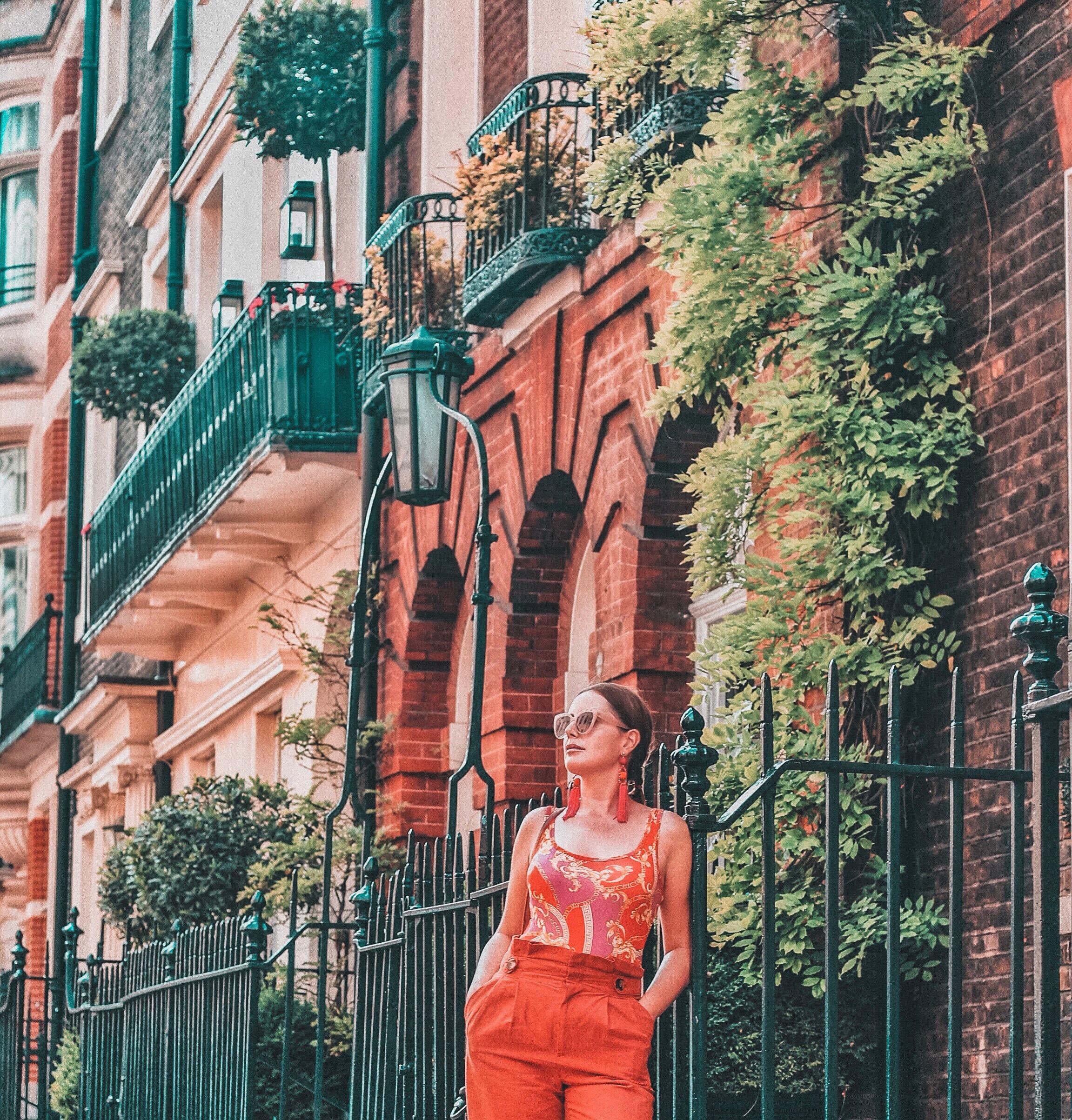 UK STAYCATION IDEAS: summer in London