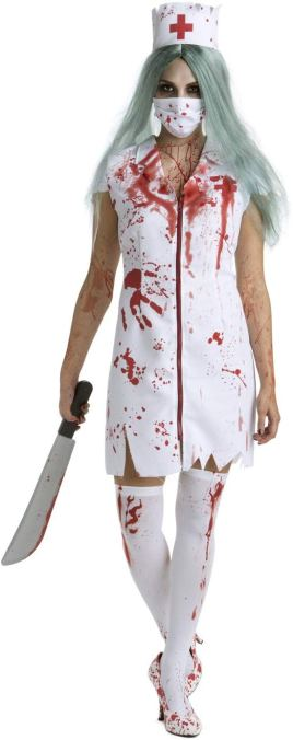 THE BEST WOMEN'S HORROR HALLOWEEN COSTUMES ON AMAZON