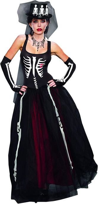 CREEPY WOMEN'S HORROR HALLOWEEN COSTUMES