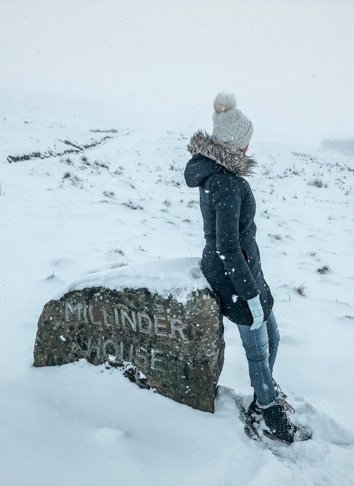 A Tale Of Entrapment On The North Yorkshire Moors By The Beast From The East