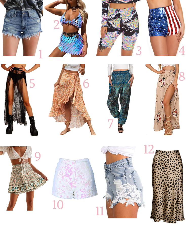 where to buy Coachella outfits - festival fashion guide