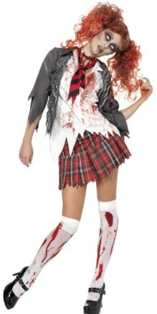 The Best Women's Horror Halloween Costumes
