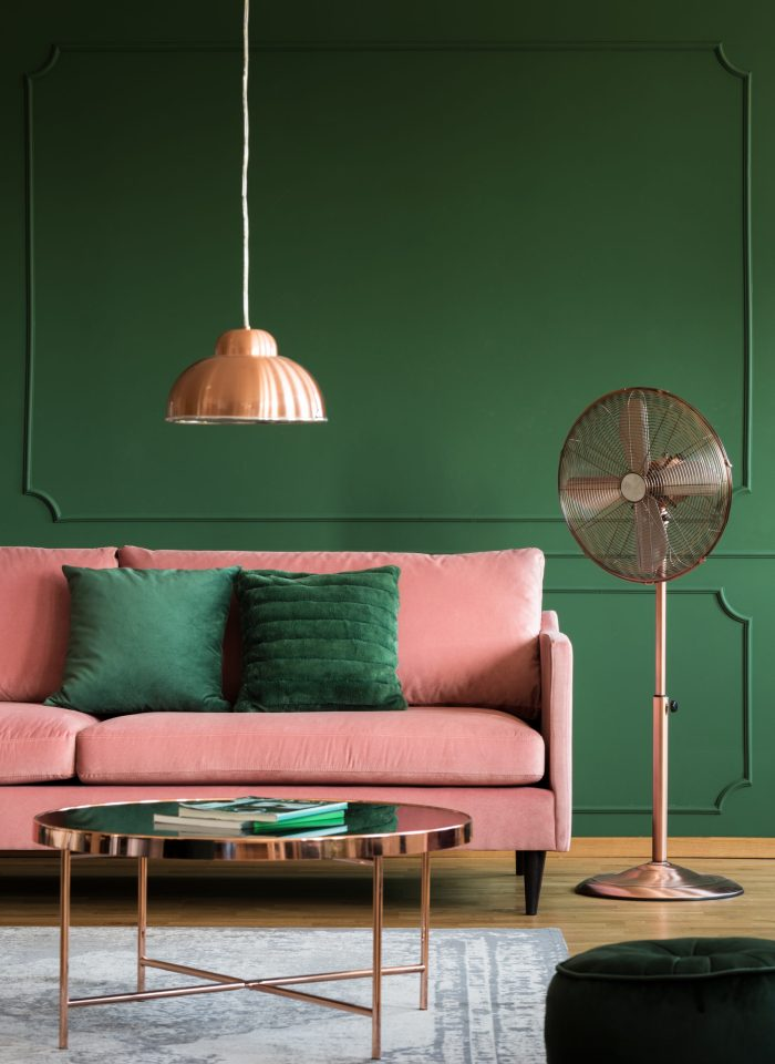 The Best Rose Gold Living Room Accessories You Need In Your Life