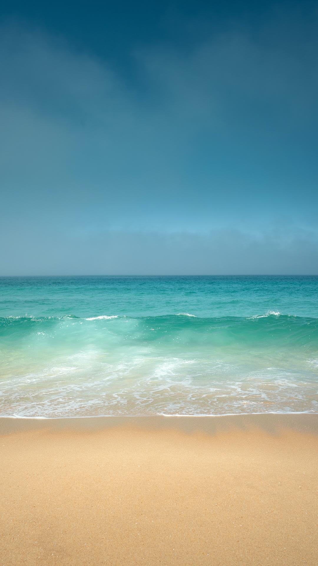 Ocean Aesthetic Wallpaper For iPhone