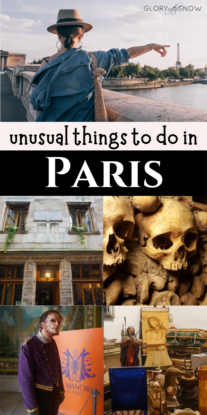 Unique Things To Do In Paris: Top 5 Unusual Attractions That Will Blow Your Mind