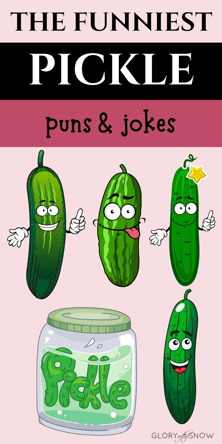 Pickle Puns And Jokes