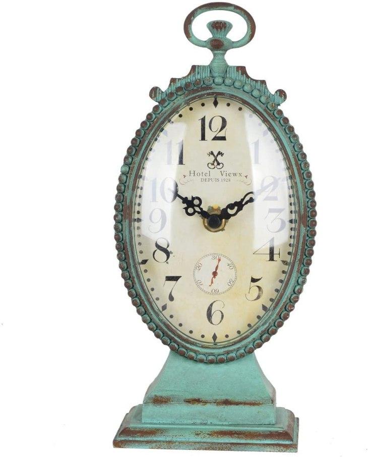 Cottagecore Aesthetic Clock