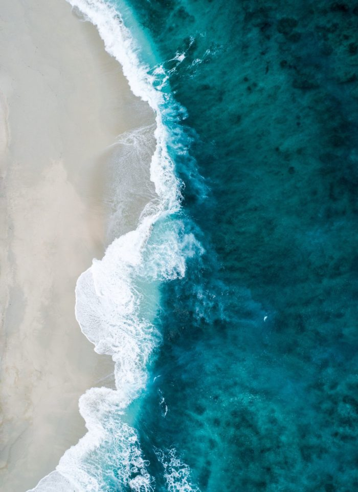 The Most Beautiful Ocean Wallpaper Backgrounds For iPhone
