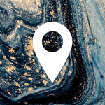 Free Aesthetic iPhone App Icons Blue Marble 33