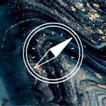 Free Aesthetic iPhone App Icons Blue Marble 44