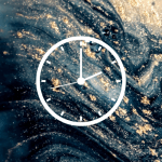 Free Aesthetic iPhone App Icons Blue Marble 47