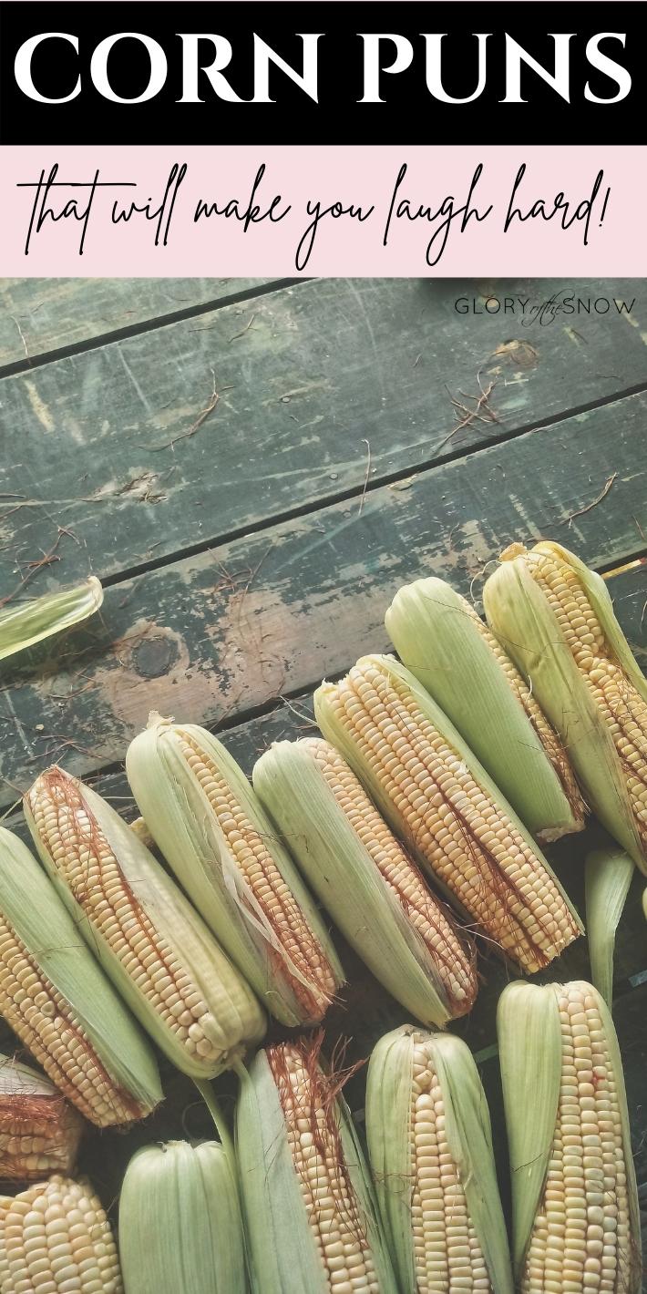 corn puns and jokes