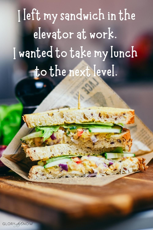 Sandwich Jokes
