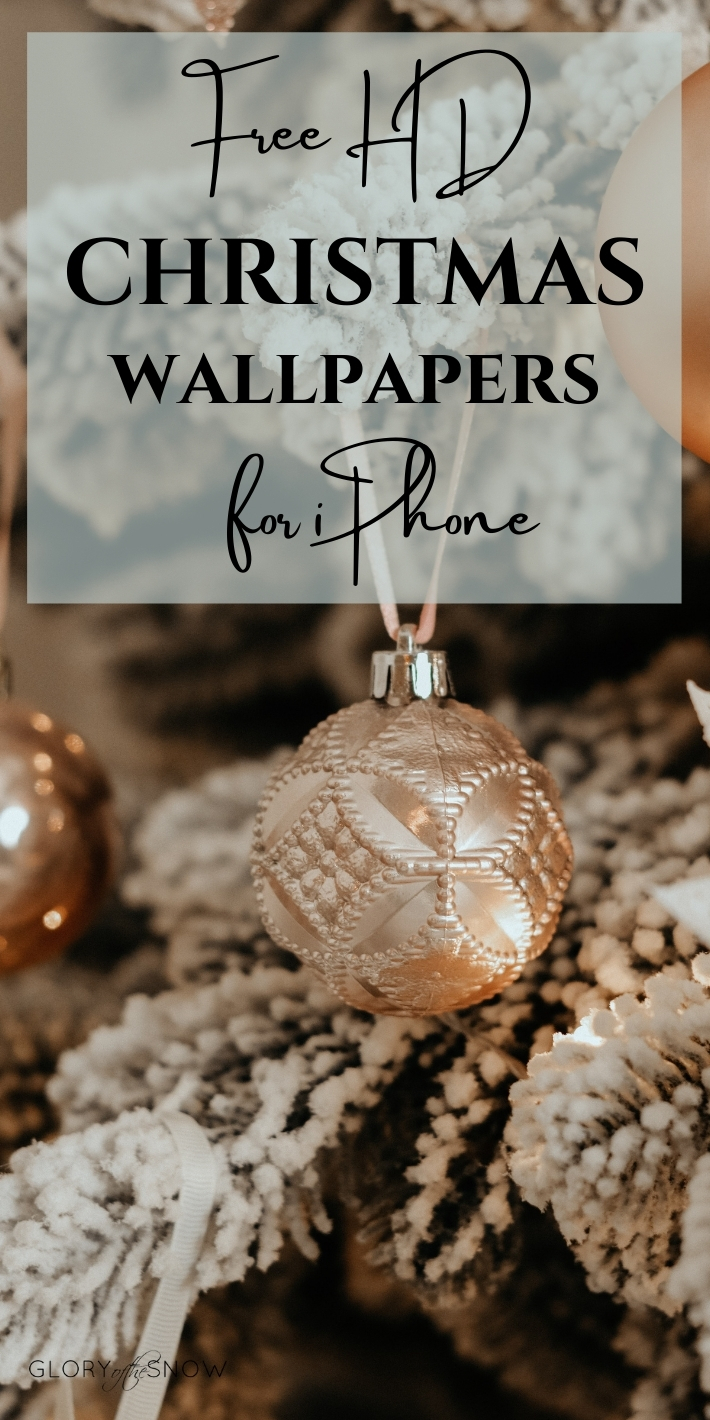 Cute Christmas Wallpaper Backgrounds For iPhone
