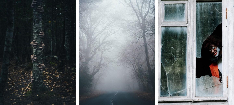 Creepy Halloween Wallpapers For iPhone