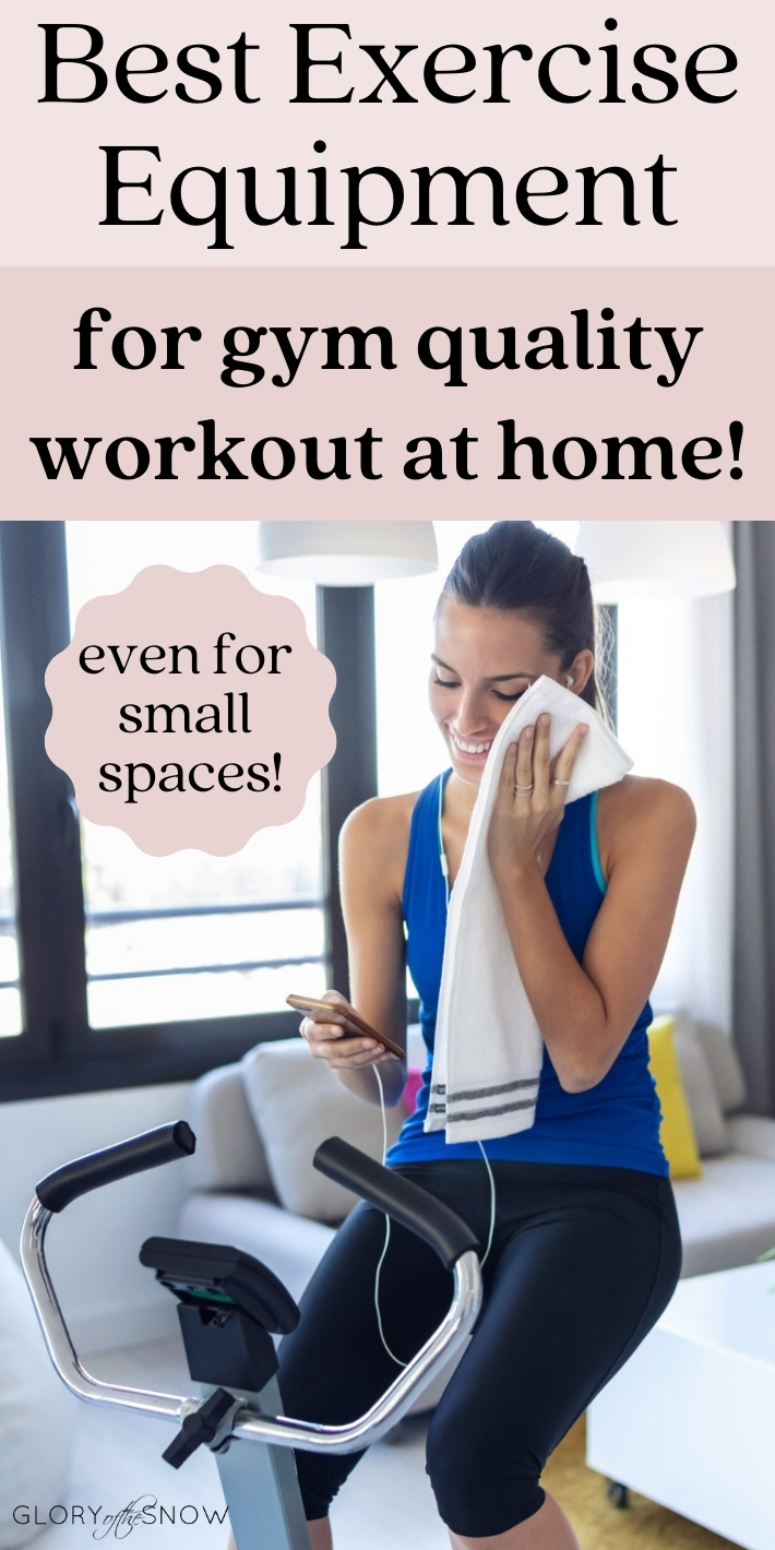 Best Exercise Equipment To Achieve Gym Quality Results At Home