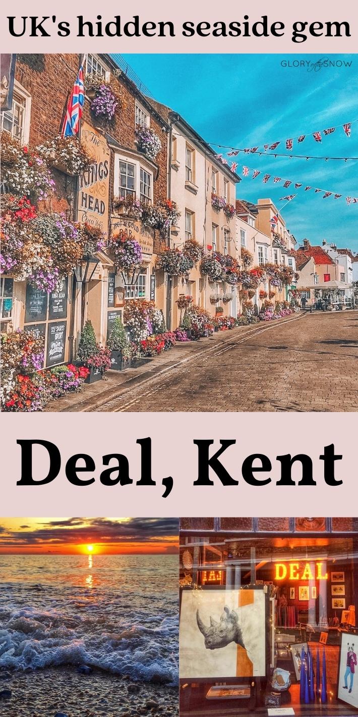The UK'S Hidden Seaside Gem You Need To Explore: Deal, Kent