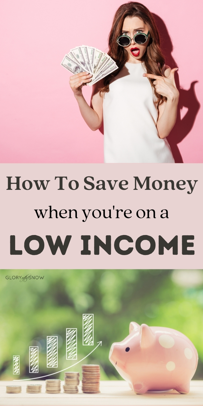 10 Simple Tips To Save Money When You're On A Low Income