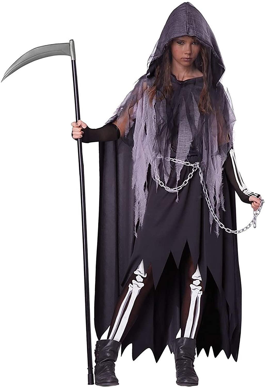 Teen Miss Reaper Halloween Costume