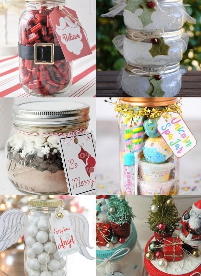 30+ DIY Mason Jar Christmas Gift Ideas Everyone Will Love