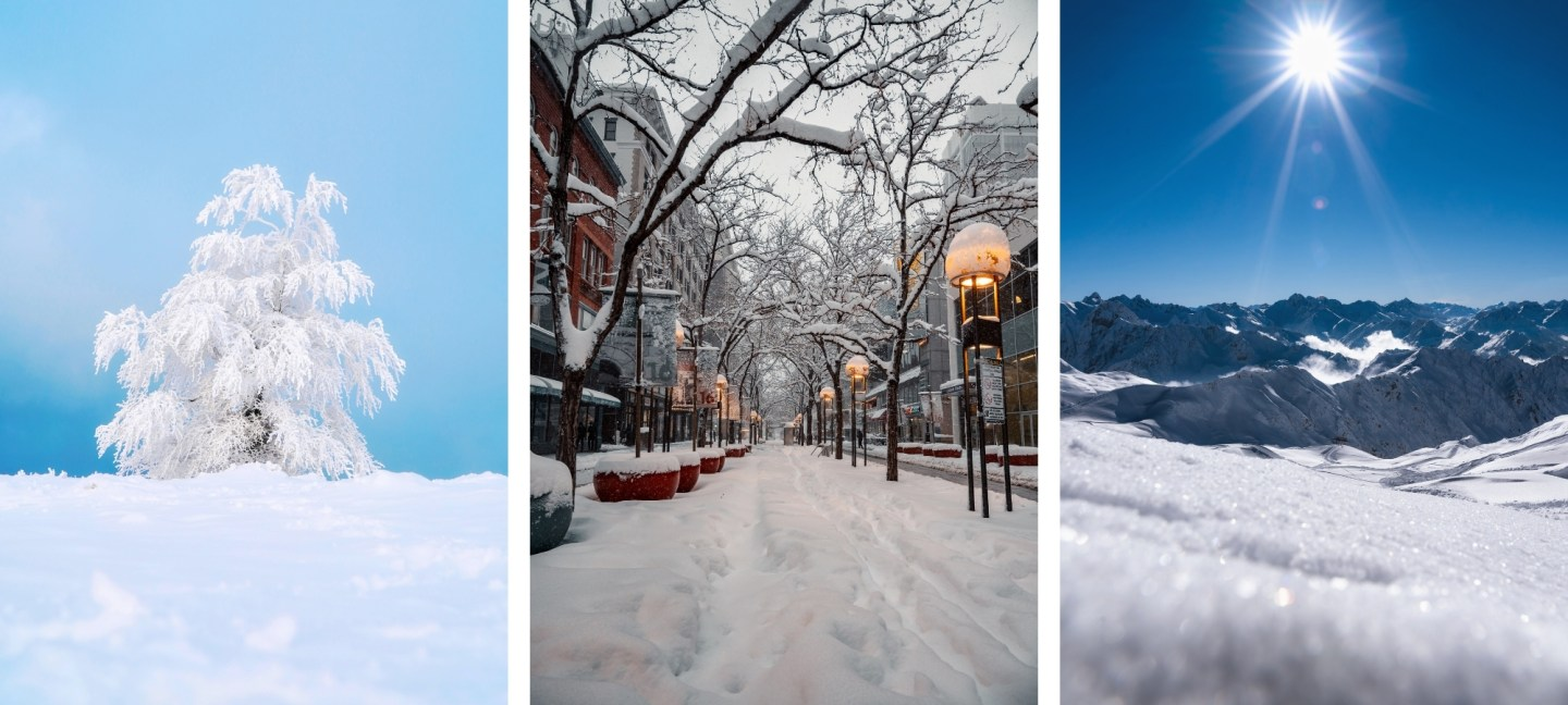 Free HD Winter Wallpapers For iPhone