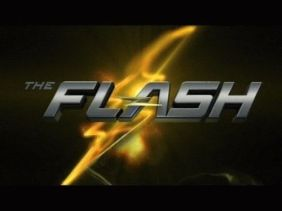 The Flash (2014) title card (S1)