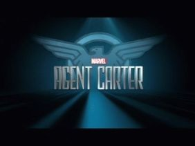 Marvel's Agent Carter title card