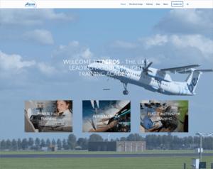 aeros pilot training